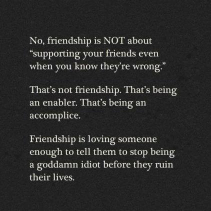 adevrata prietenie