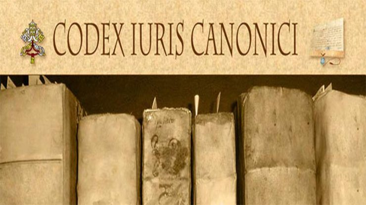 Codul de drept canonic