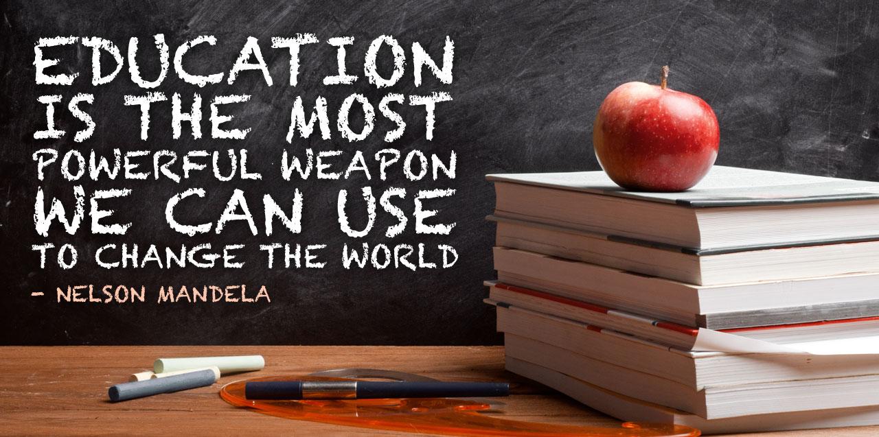 Educatie_Nelson Mandela