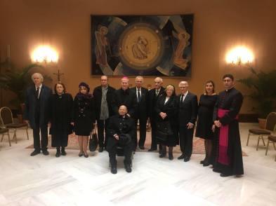 delegatie-Academie-Vatican