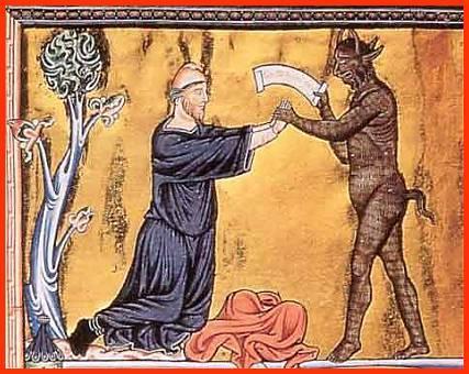 Diavolul în Evul Mediu