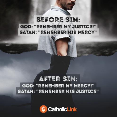 Diavolul si Dumnezeu - milostivirea si dreptatea