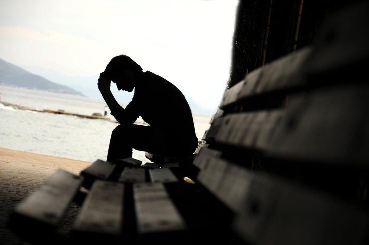 Descurajare visare meditatie fericire