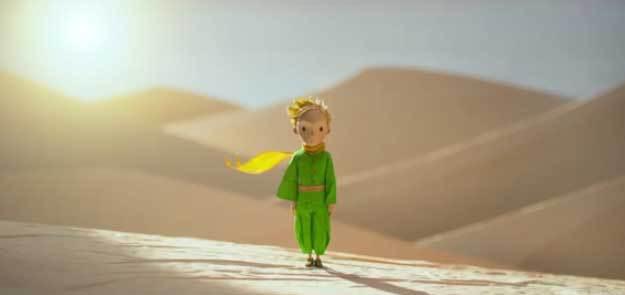 micul print desert singuratate esential