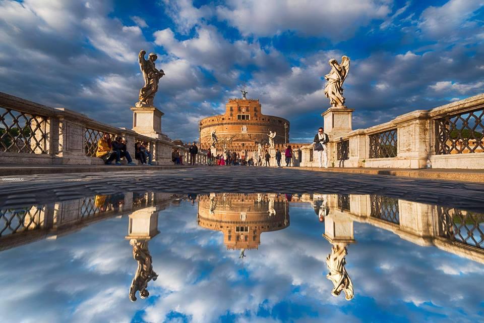Roma Castelul in oglinda