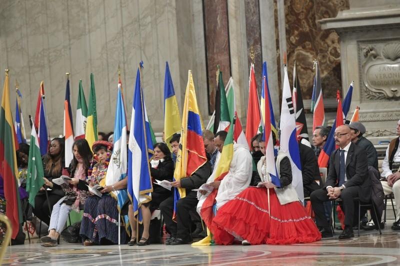 ziua migrantului si a refugiatului Vatican