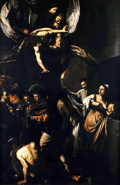 Michelangelo Merisi da Caravaggio - Sette opere di Misericordia (1606-1607)