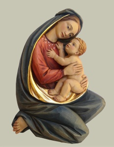 fecioara Maria si Isus
