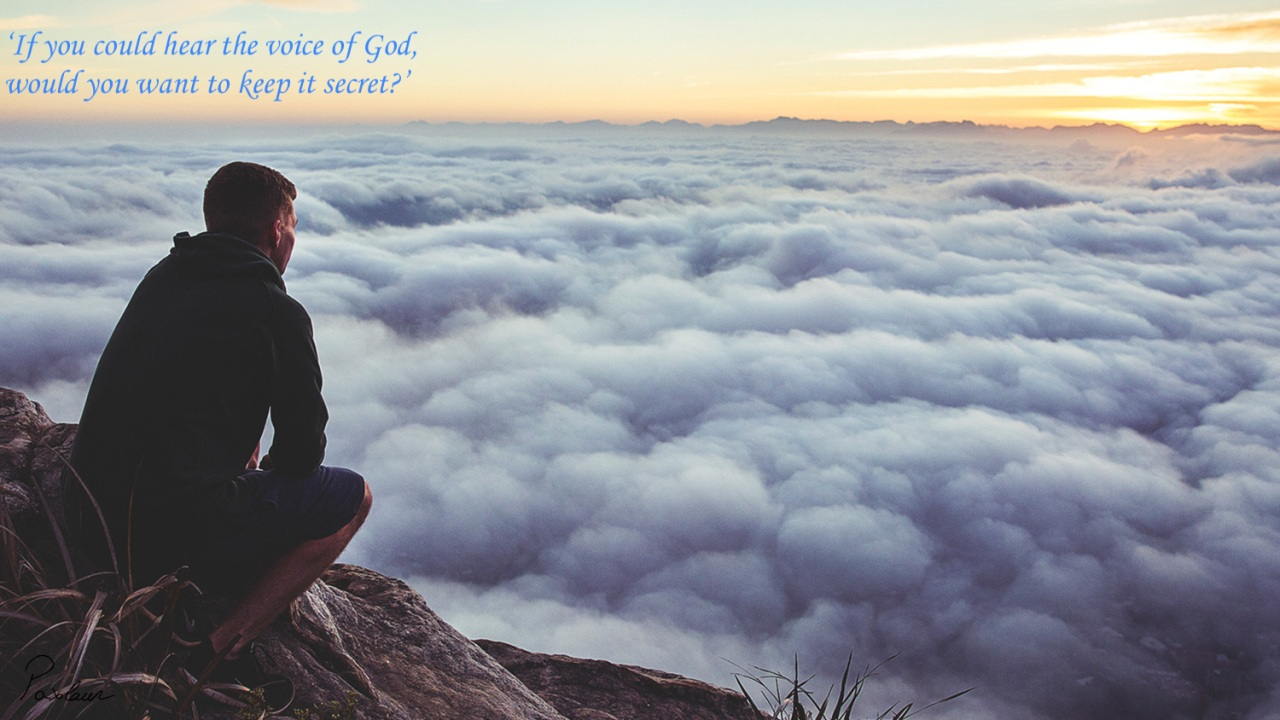 asculta vocea Domnului