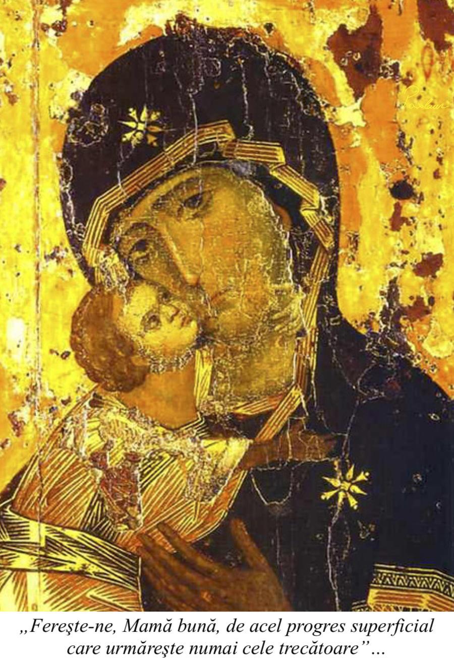 fec Maria si pruncul Isus
