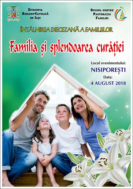 Intalnirea diecezana a familiilor