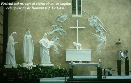 Maria Regina knock-shrine-Irlanda