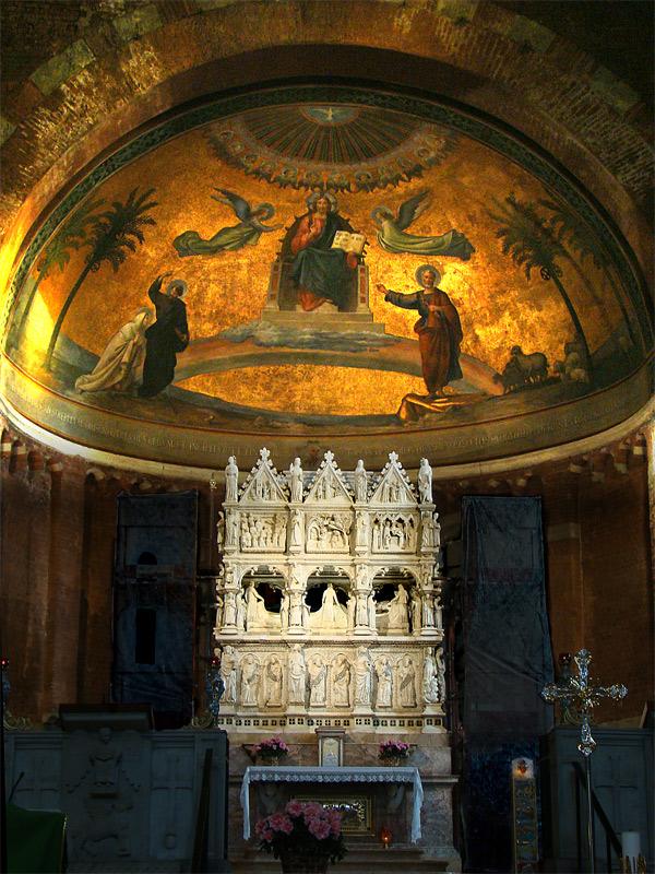 Pavia_Mormantul sfantului Augustin
