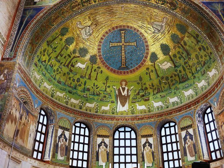 Basilica di Sant'Apollinare in Classe - Ravenna