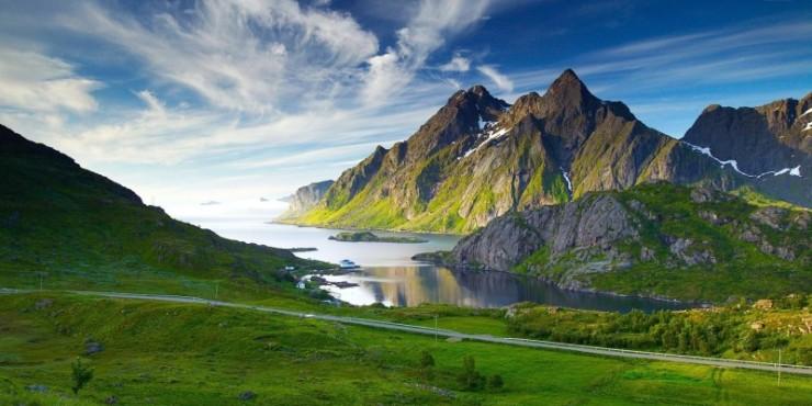 creatia munte natura