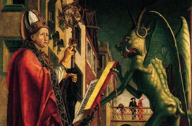 Biserica si Diavolul