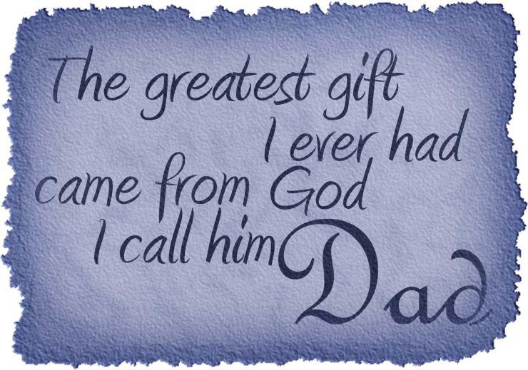 Dumnezeu este tata