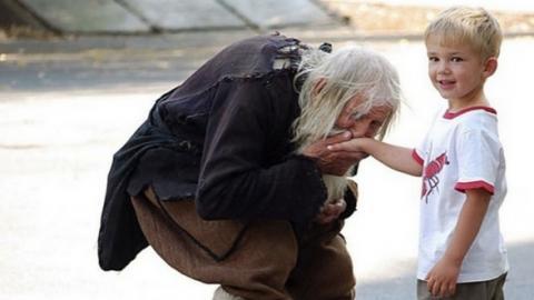 generozitate inima buna