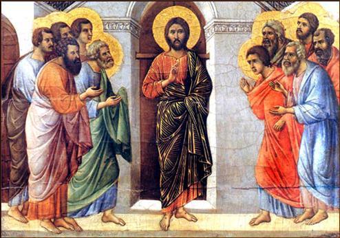 Isus mergeti si predicati