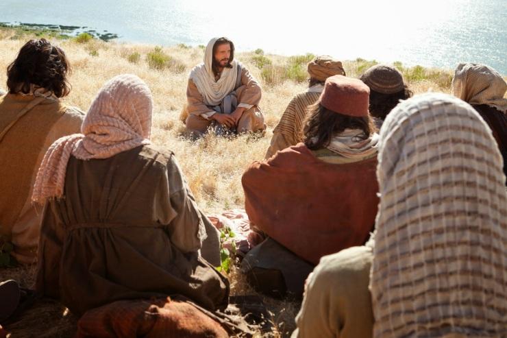 Sa stai cu Isus sa umbli cu el