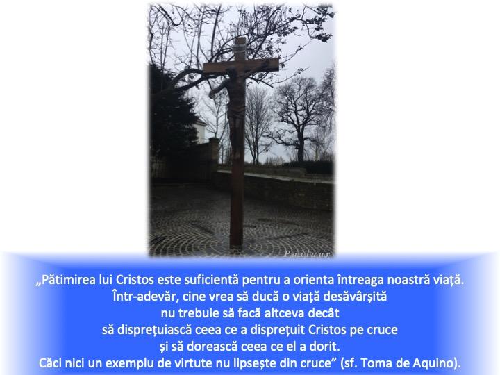 crucea si viata crestina