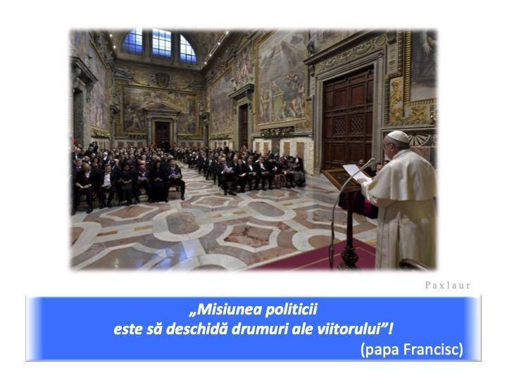discursul papei francisc pentru corpul diplomatic 2019