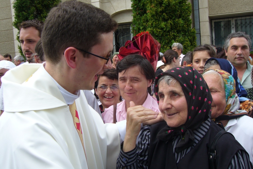 Bunica sfintire 24 iunie 2008