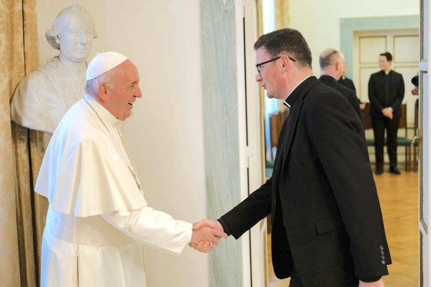 Eu si papa Francisc 10 mai 2019