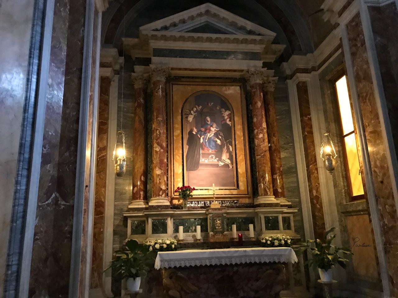 Santa Sabina_Dominicani_Roma_Rozariul_