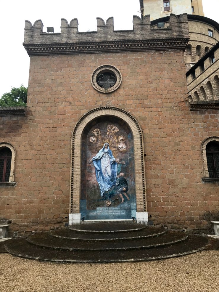 Sfanta Fecioara Maria Gradinile Vaticanului 2