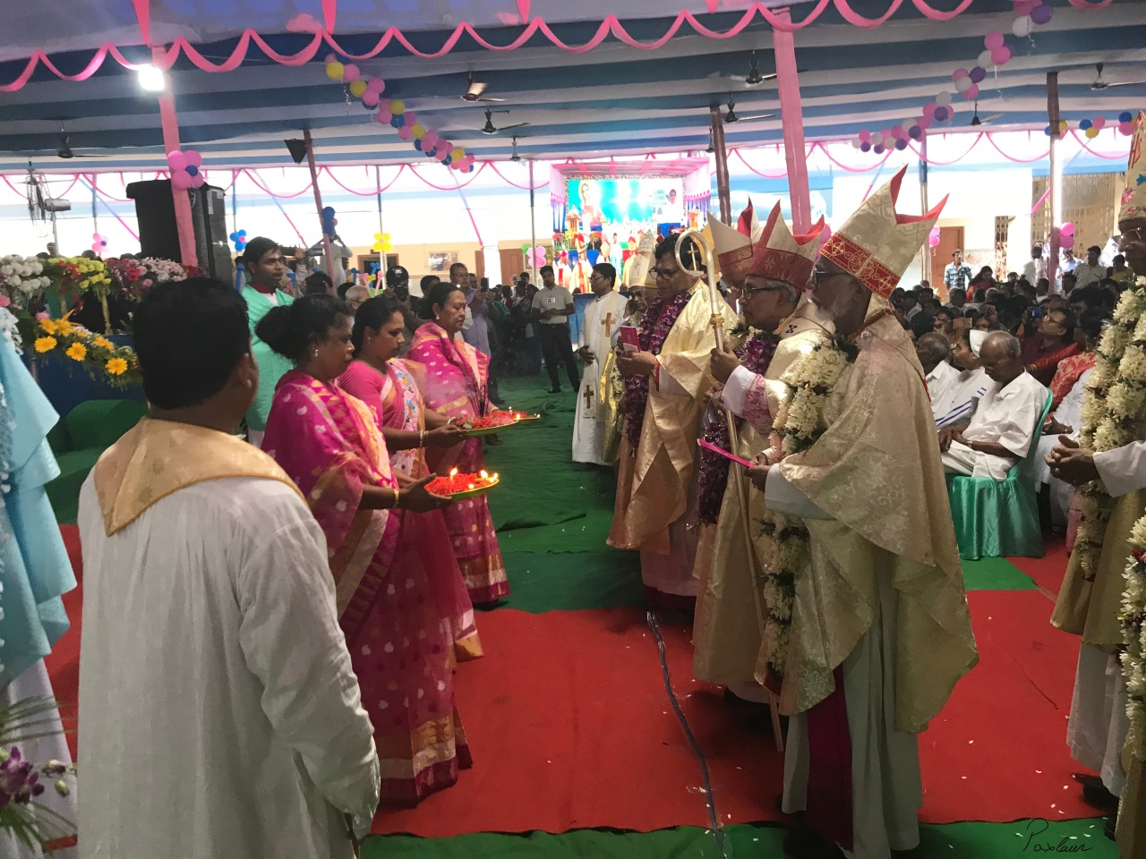 Consacrarea episcopului de Baruipur - Calcutta - India