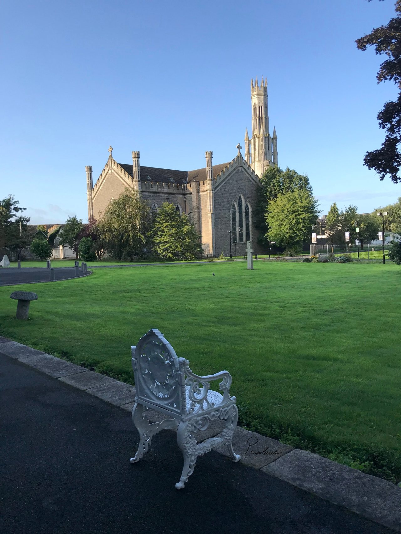 Catedrala Carlow_Irlanda_august_2019