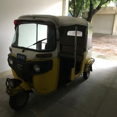 Tuc Tuc India 1