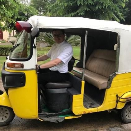 Tuc tuc india 2019 New Delhi