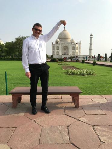 Taj Mahal India 2019