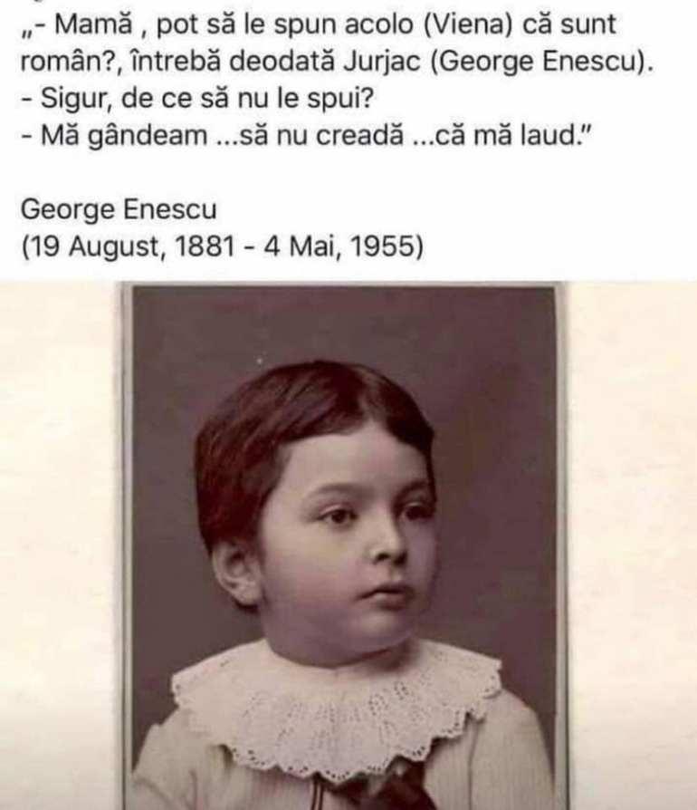 Enescu Romania