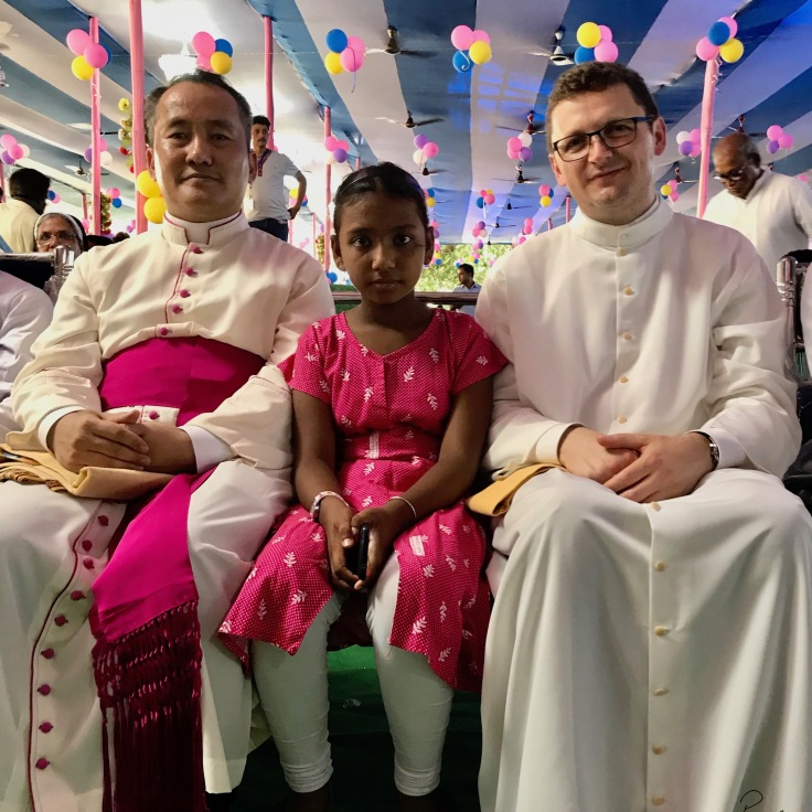 India 2019 Euharistie sfintire episcopala